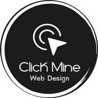 click mine web design NC