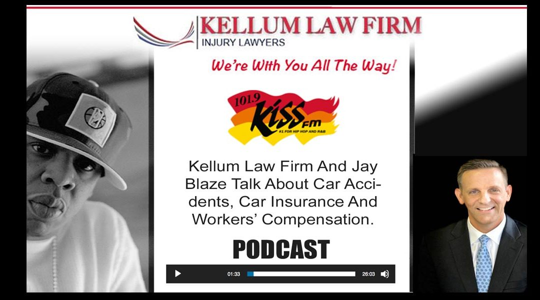 Podcast – What You Need To Know About Car Insurance and Workers' Compensation in North Carolina