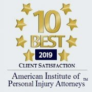 10 Best Personal Injury Attorneys 2019