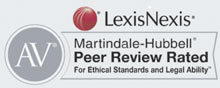 Martindale Hubbell Reviewed Law Firm