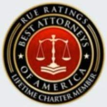 BEST ATTORNEY OF AMERICA RATED