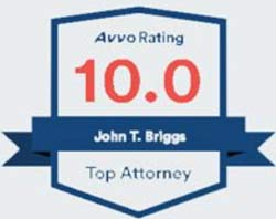AVVO RATED TOP ATTORNEY