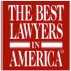 THE BEST LAWYERS IN AMERICA RATED