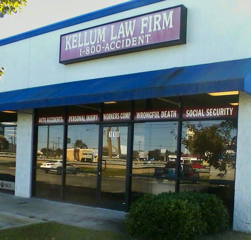 Kellum Law Firm - Personal Injury Lawyers In Roanoke Rapids, North Carolina