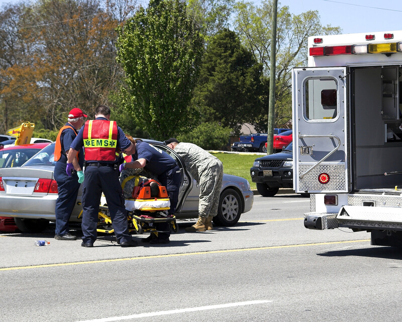 car accident lawyer help NC