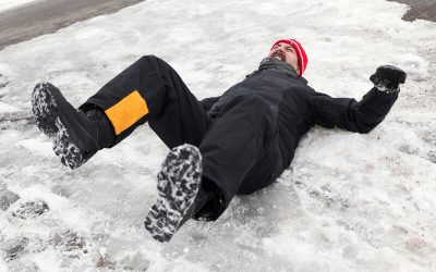 When Is a Slip-and-Fall Injury Not My Fault?